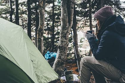 things to take with you when you go camping