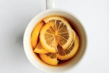 Lemon Tea Heals UTI