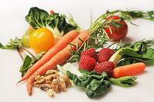 healthy diet for healing dandruff
