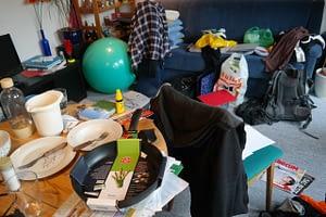 Clutter gone wild
